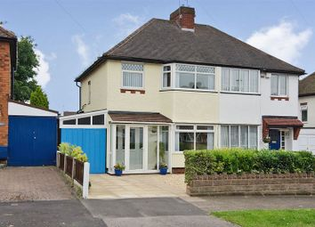 Thumbnail 3 bed semi-detached house for sale in Springthorpe Road, Pype Hayes, Birmingham