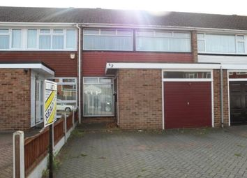 Thumbnail 3 bed terraced house to rent in Tangmere Crescent, Hornchurch, Essex