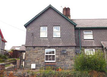 Thumbnail 3 bed semi-detached house for sale in Tanrhiw, Tregarth, Bangor, Gwynedd