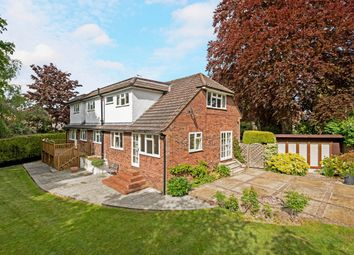 Thumbnail 5 bed detached house to rent in Burgh Heath Road, Epsom, Surrey