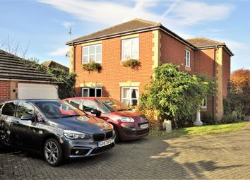 Thumbnail 4 bed detached house for sale in Garden Place, Ashford