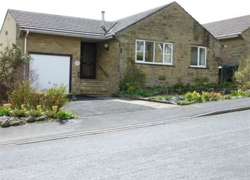 Thumbnail 3 bed bungalow to rent in Park Wood Crescent, Skipton