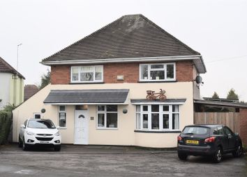 Thumbnail 3 bedroom detached house for sale in Burton Road, Overseal, Swadlincote