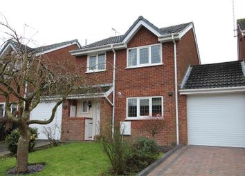 Thumbnail 3 bed detached house for sale in Lordswell Road, Burton-On-Trent