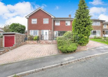 Thumbnail 4 bed detached house for sale in Bean Leach Drive, Offerton, Stockport