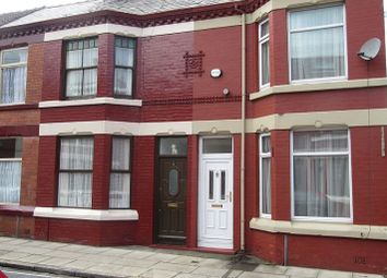 Thumbnail 2 bed terraced house to rent in Glencairn Road, Old Swan, Liverpool