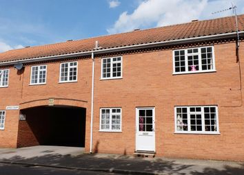 Thumbnail 3 bed maisonette for sale in James Court, Louth, Lincs