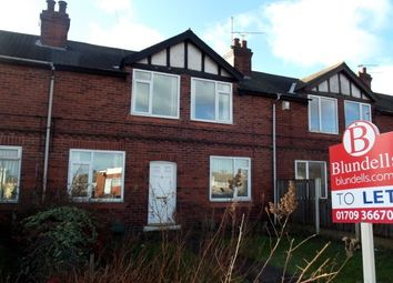 Thumbnail 4 bedroom terraced house to rent in Woodhouse Green, Thurcroft, Rotherham
