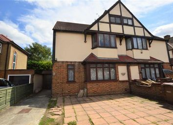Thumbnail 6 bed semi-detached house for sale in Parkfield Crescent, North Harrow, Middlesex