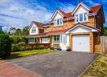 Thumbnail 3 bed detached house for sale in Alverton Drive, Newton Aycliffe