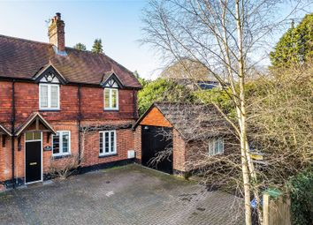 Thumbnail 3 bed semi-detached house for sale in Worplesdon, Guildford, Surrey