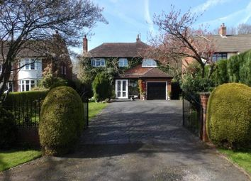 Thumbnail 4 bedroom detached house for sale in Montfort Place, Newcastle, Staffordshire