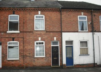 Thumbnail 2 bed terraced house to rent in Seagrave Road, Sileby