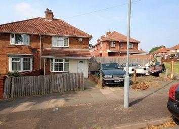Thumbnail 3 bedroom terraced house for sale in Debenham Road, Yardley, Birmingham