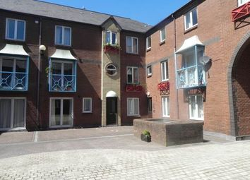 Thumbnail 1 bed flat to rent in Monmouth House, Maritime Quarter, Swansea