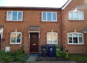 Thumbnail 2 bed terraced house to rent in Wood View, Brampton, Huntingdon, Cambs