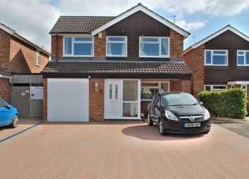Thumbnail 4 bedroom detached house for sale in Lime Grove, Bugbrooke, Northampton