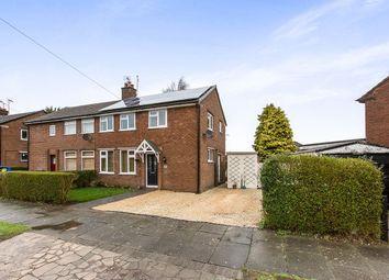 Thumbnail 3 bed semi-detached house for sale in Grange Road, Cuddington, Northwich