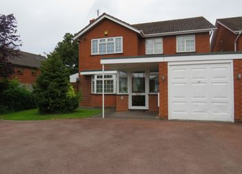 Thumbnail 4 bed detached house for sale in Mill Lane, Bentley Heath, Solihull
