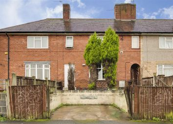 3 bed terraced house for sale in Penrith Crescent, Aspley, Nottinghamshire NG8