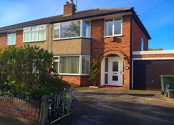 Thumbnail 3 bed property to rent in Baker Drive, Great Sutton, Ellesmere Port