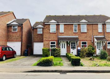 Thumbnail 3 bed end terrace house for sale in Pages Lane, Worthing, West Sussex