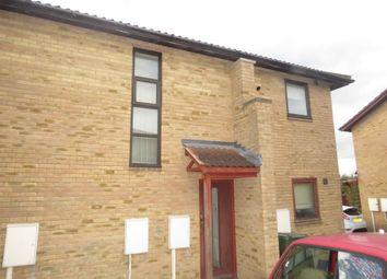 Thumbnail 1 bed flat for sale in Hambleton Grove, Emerson Valley, Milton Keynes