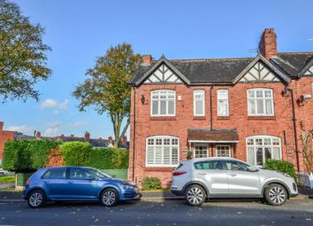 Thumbnail 2 bed end terrace house for sale in Lock Road, Broadheath, Altrincham