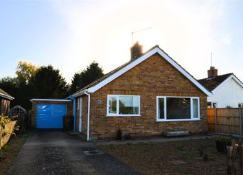 Thumbnail 2 bedroom detached bungalow for sale in Station Road, Clenchwarton, King's Lynn