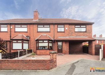 Thumbnail 4 bed semi-detached house for sale in Radcliffe Grove, Leigh