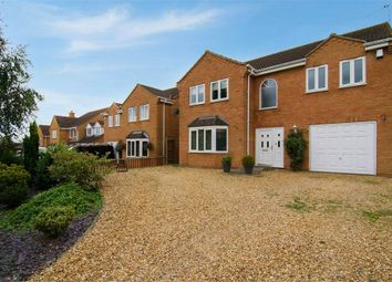 Thumbnail 4 bed detached house for sale in Windsor Road, Yaxley, Peterborough, Cambridgeshire