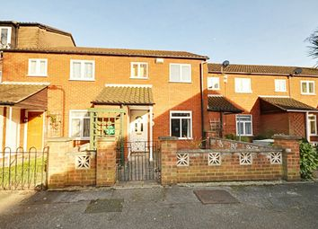 Thumbnail 3 bed terraced house to rent in St Pauls Close, Ealing