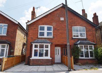 Thumbnail 3 bed semi-detached house for sale in Donnington Road, Dunton Green, Sevenoaks, Kent