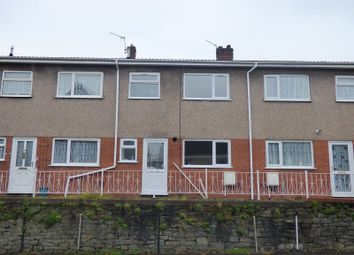 Thumbnail 3 bed terraced house to rent in Neath Road, Plasmarl, Swansea.