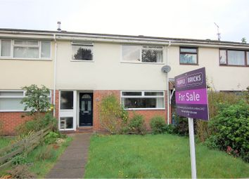 Thumbnail 3 bed terraced house for sale in Boxley Drive, West Bridgford