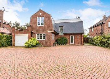 Thumbnail 4 bedroom detached house for sale in Moss Lane, Leyland