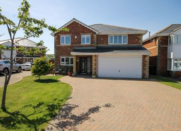 Thumbnail 4 bed detached house for sale in Moorlands Court, Darwen