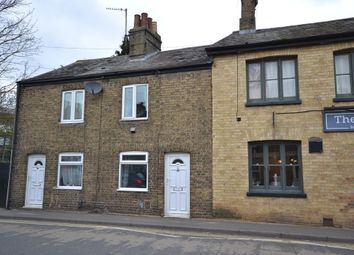 Thumbnail 2 bedroom terraced house to rent in Woolpack Yard, Newnham Street, Ely