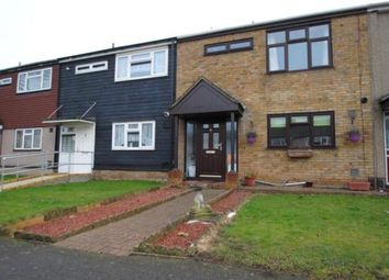 Thumbnail 3 bed terraced house to rent in Mistley End, Basildon