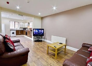 Thumbnail 5 bed flat to rent in Jemmett Street, Preston, Lancashire