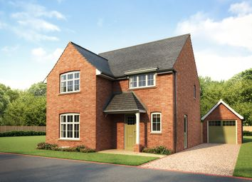 Thumbnail 4 bed detached house for sale in Plot 34 - The Cambridge, Grove Lane, Stonehouse