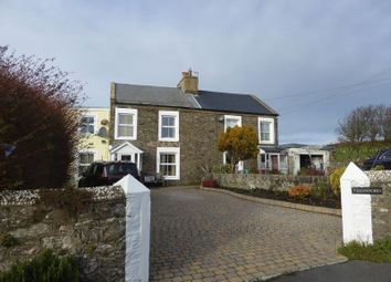 Thumbnail 4 bed cottage for sale in Surby Road, Surby, Port Erin, Isle Of Man