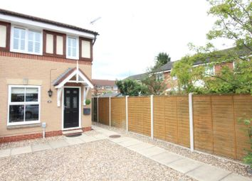 Thumbnail 2 bed end terrace house for sale in Tattersall Drive, Beverley