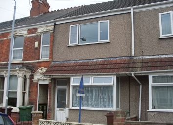 Thumbnail 3 bedroom terraced house to rent in Farebrother Street, Grimsby