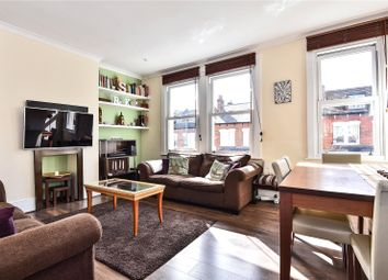 Thumbnail 3 bed flat for sale in Lennard Road, London