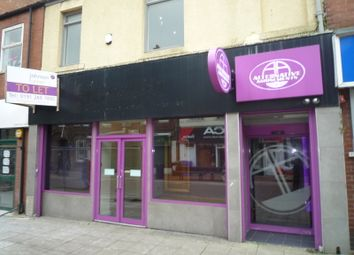 Thumbnail Retail premises to let in Bedford Street, North Shields, Tyne & Wear