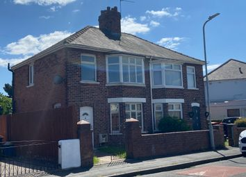 Thumbnail 3 bed semi-detached house to rent in Conway Road, Newport