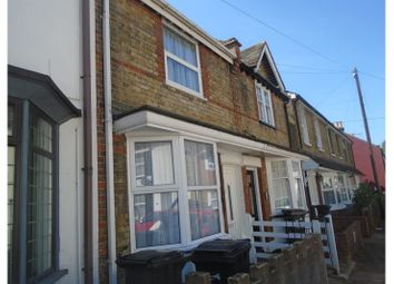 Thumbnail 2 bedroom terraced house to rent in Magdala Road, Broadstairs