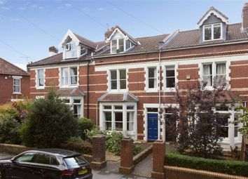 Thumbnail 4 bedroom terraced house for sale in Morley Square, Bishopston, Bristol