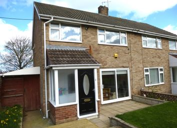 Thumbnail 3 bedroom semi-detached house for sale in Spearman Walk, Hartlepool